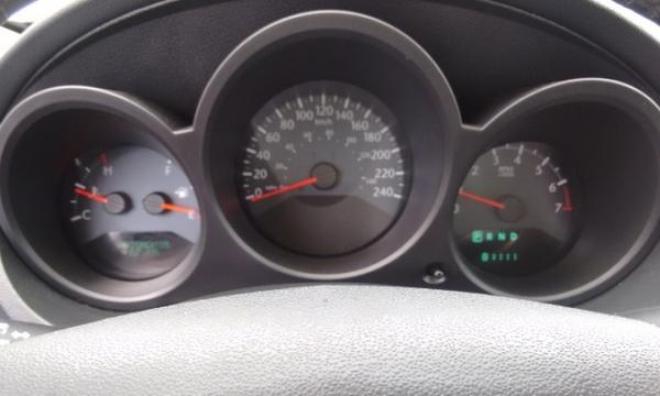 Chrysler Cirrus Interior 1