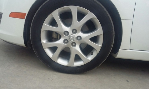 Mazda Mazda 6 Llantas 10