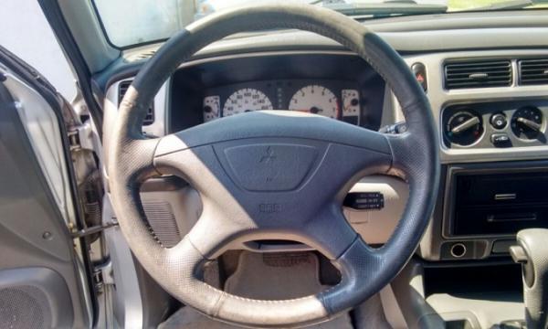 Mitsubishi Montero Sport Llantas 8