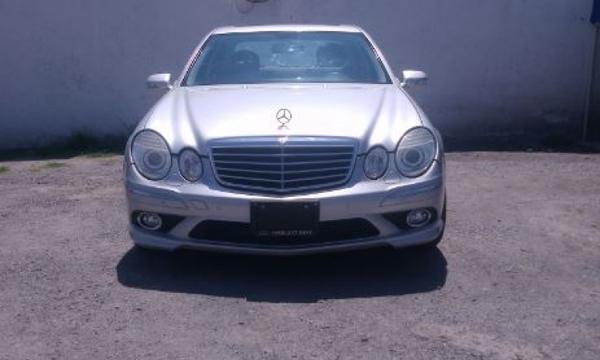 Mercedes Benz Clase E Interior 9