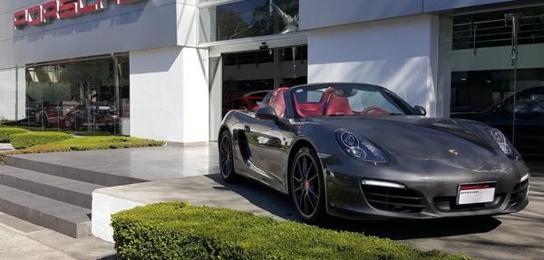 Porsche Boxster Tablero 9