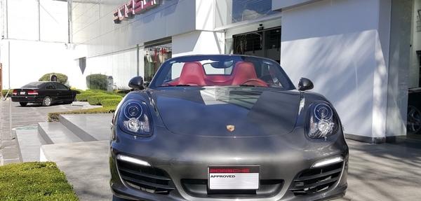 Porsche Boxster Frente 6
