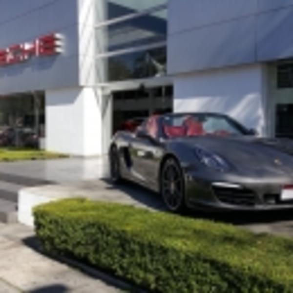 Porsche Boxster S 3.4L PDK 2014