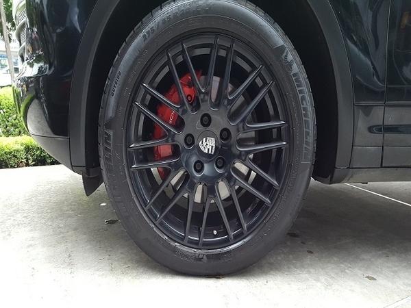 Porsche Cayenne Asientos 3