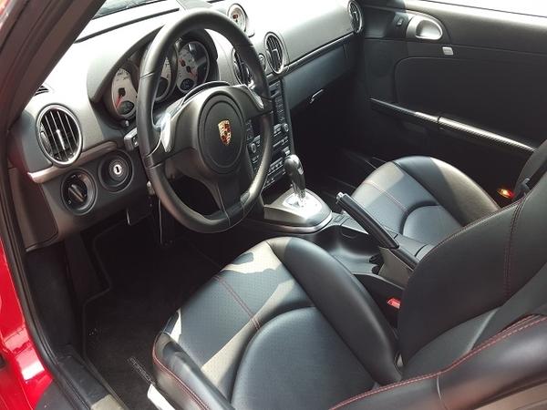 Porsche Boxster Atrás 2