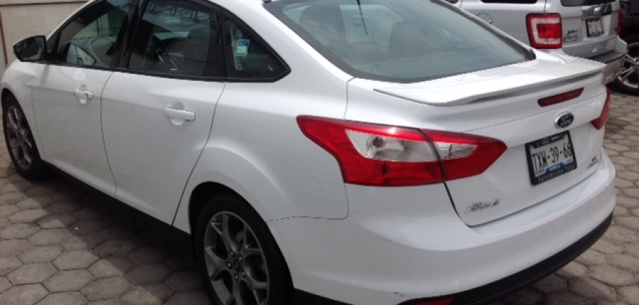 Ford Focus Tablero 8