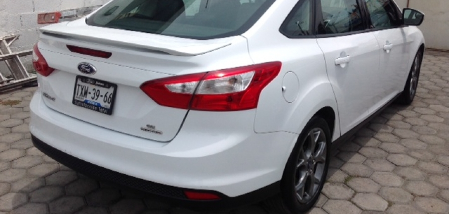 Ford Focus Tablero 7