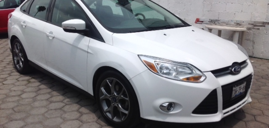 Ford Focus Asientos 11