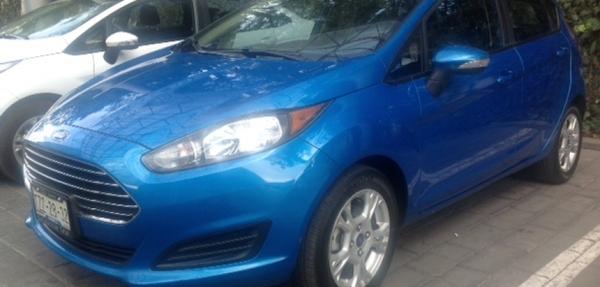 Ford Fiesta Hatchback Llantas 10