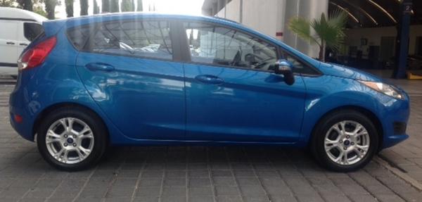 Ford Fiesta Hatchback Interior 3