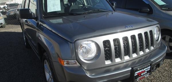Jeep Patriot Llantas 14