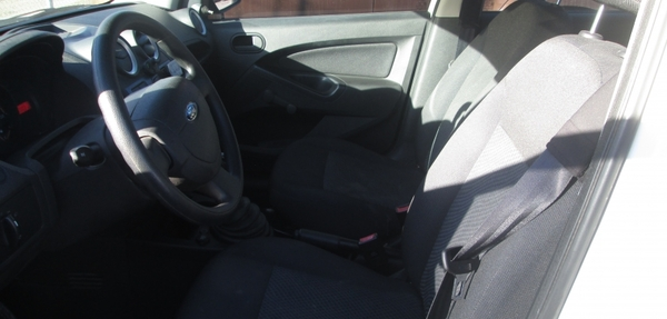 Ford Fiesta Hatchback Tablero 3