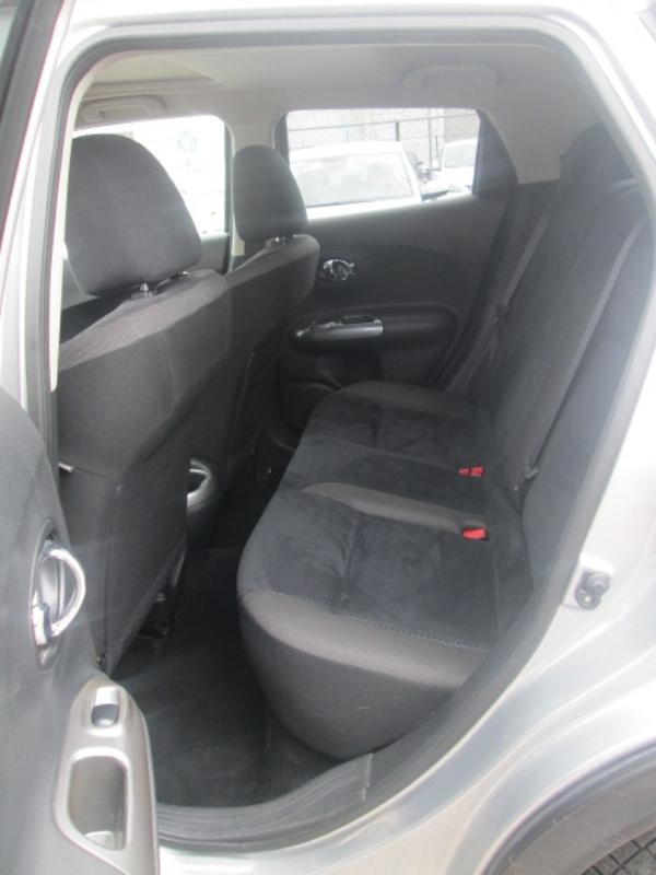 Nissan Juke Lateral derecho 12