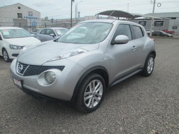 Nissan Juke Arriba 9