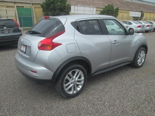 Nissan Juke Arriba 4