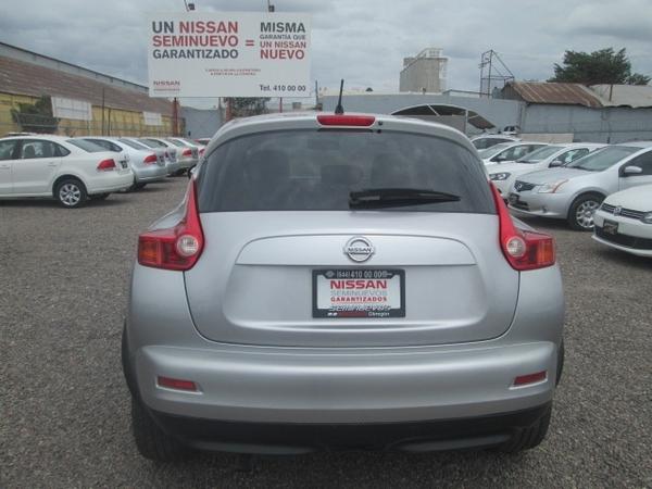 Nissan Juke Lateral izquierdo 2