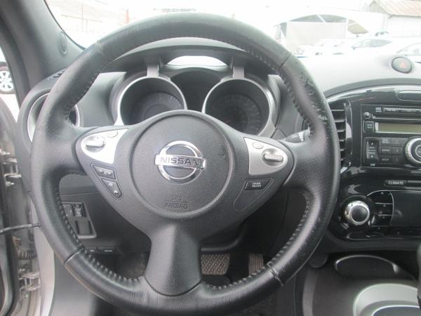 Nissan Juke Asientos 1