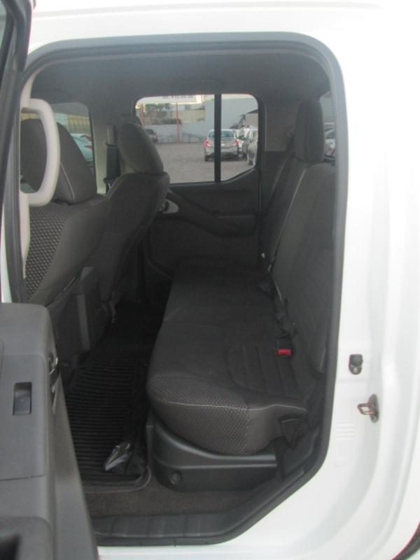 Nissan Frontier Arriba 10