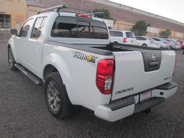 Nissan Frontier Arriba 3