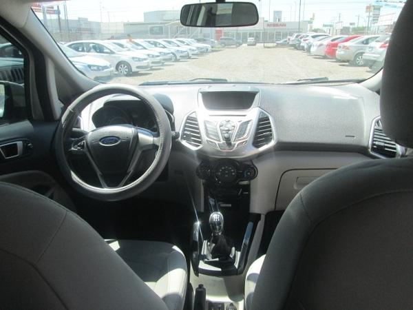 Ford Ecosport Interior 1