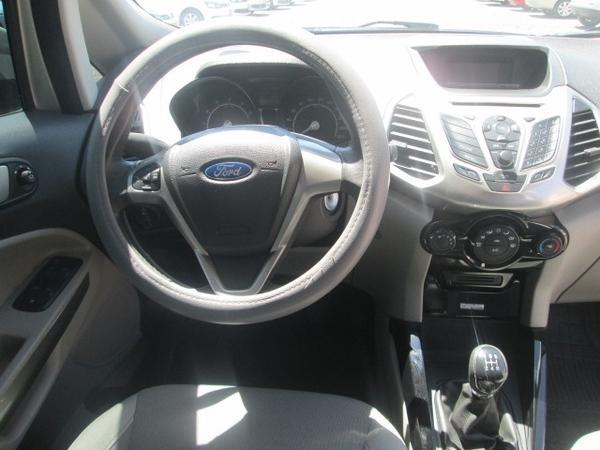 Ford Ecosport Llantas 4