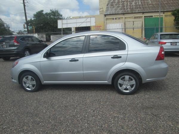 Chevrolet Aveo Asientos 13