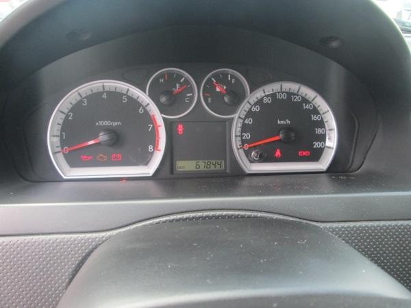 Chevrolet Aveo Tablero 10