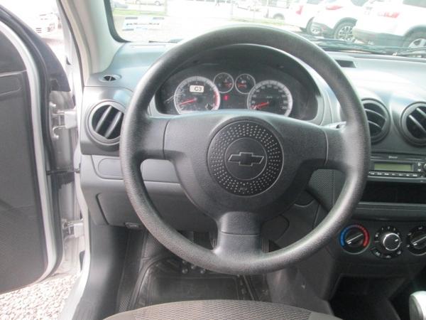 Chevrolet Aveo Asientos 3