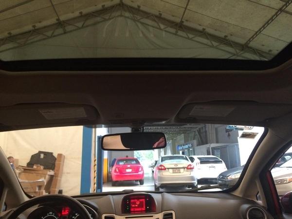 Ford Fiesta Hatchback Llantas 6