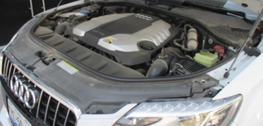 Audi Q7 Frente 9