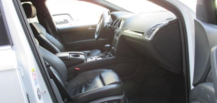 Audi Q7 Frente 7