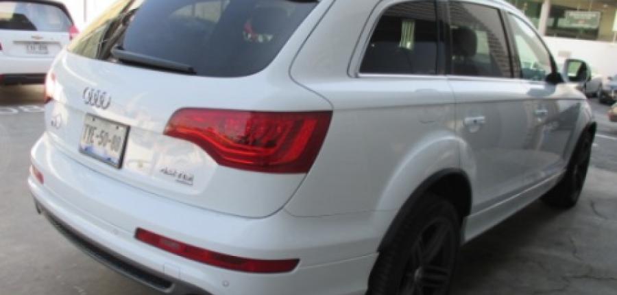 Audi Q7 Frente 5