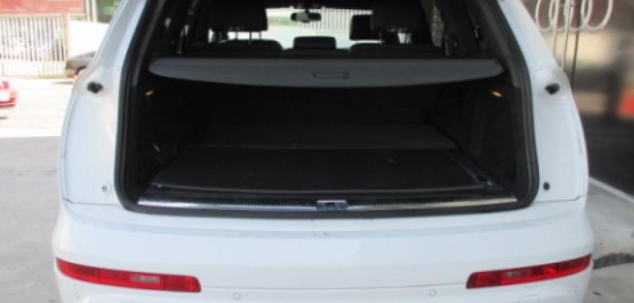 Audi Q7 Tablero 4
