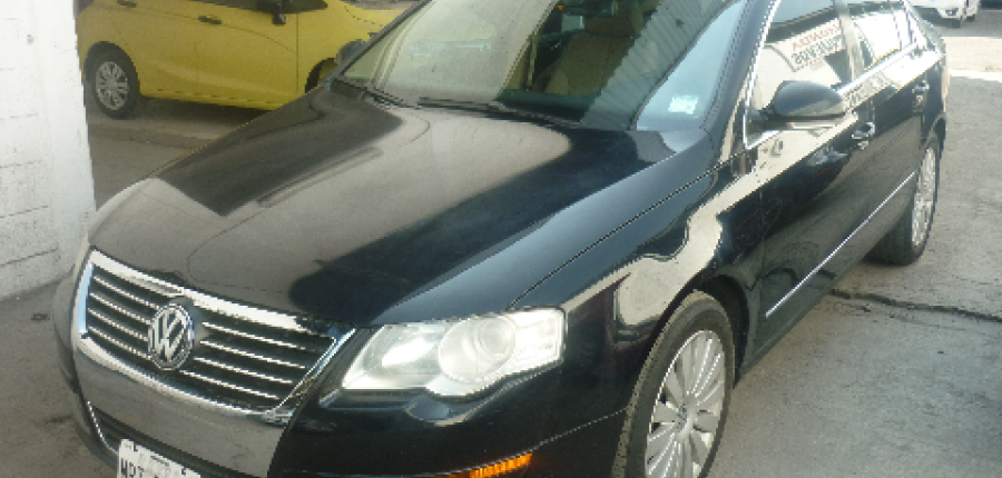 Volkswagen Passat (linea nueva) Tablero 8