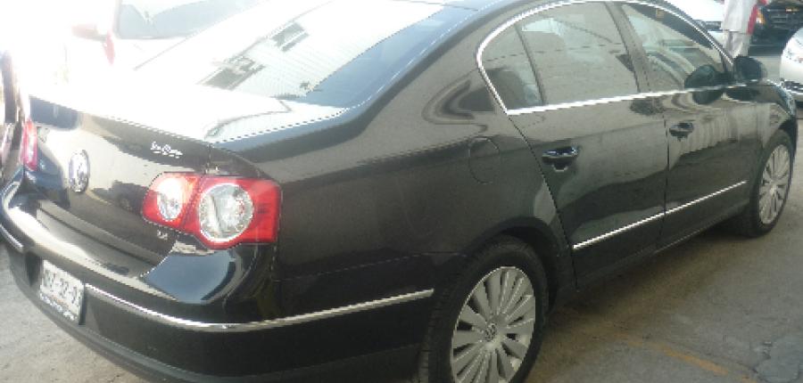 Volkswagen Passat (linea nueva) Tablero 7