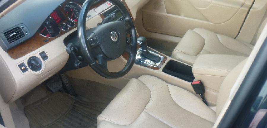 Volkswagen Passat (linea nueva) Llantas 4