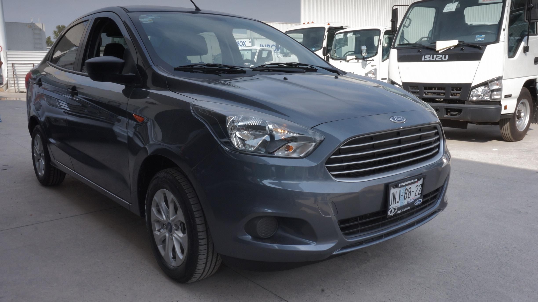 Ford Figo Frente 5
