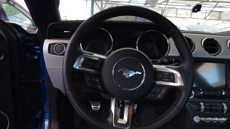 Ford Mustang Llantas 9
