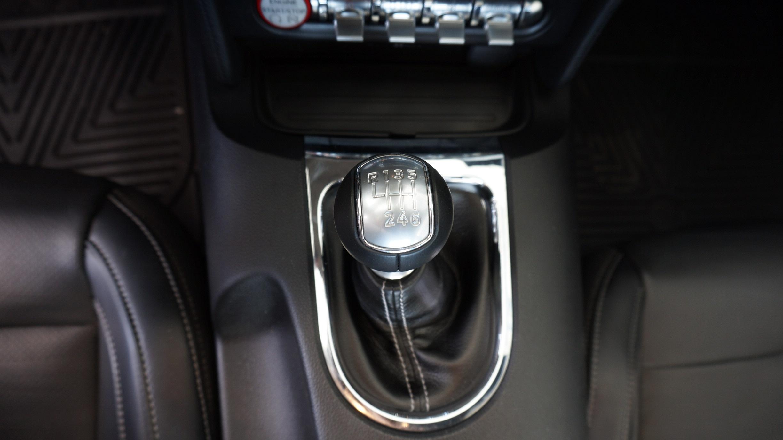 Ford Mustang Atrás 11