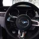 Ford Mustang Lateral izquierdo 9