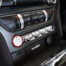 Ford Mustang Atrás 13