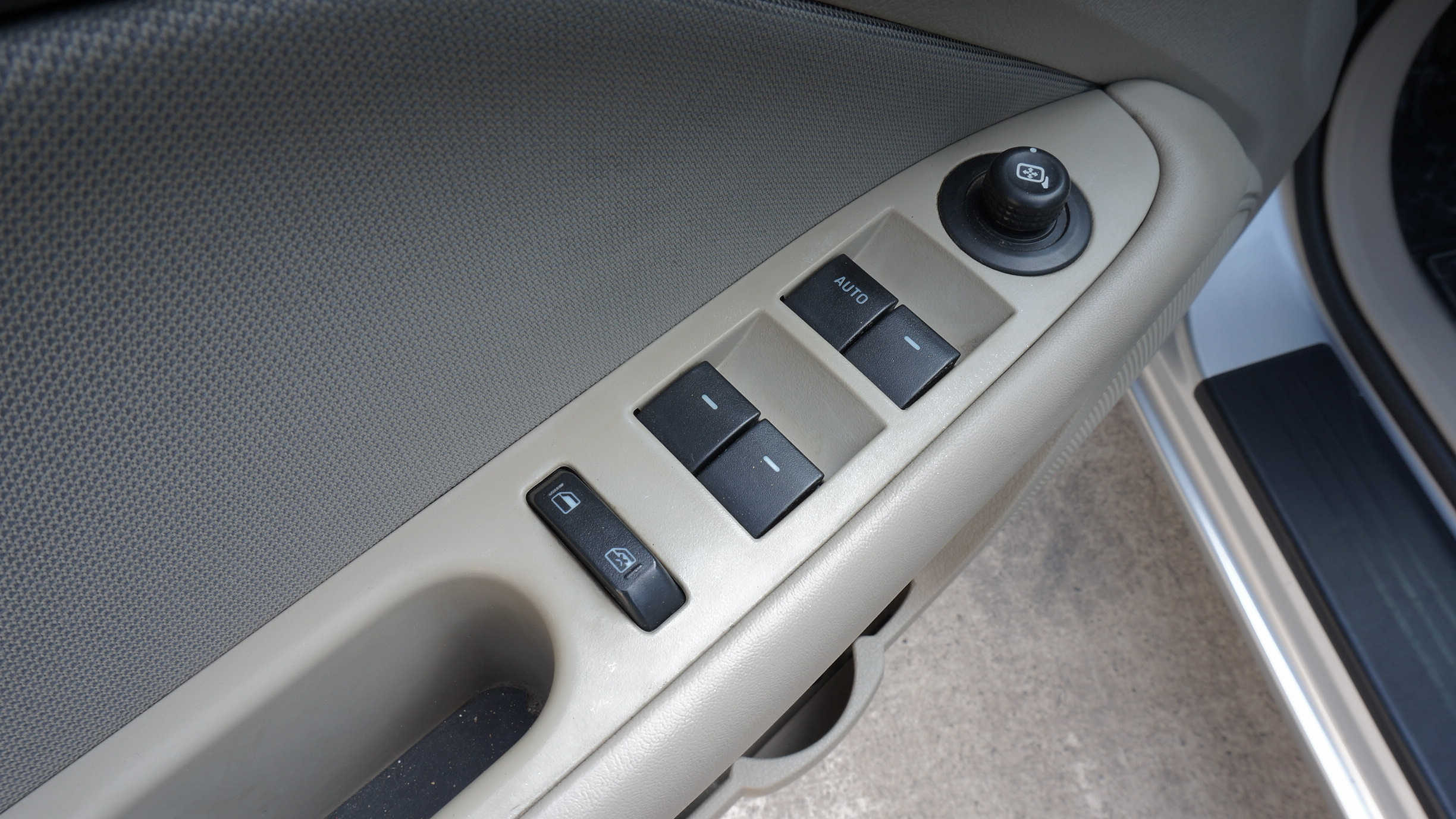 Ford Fusion Asientos 7