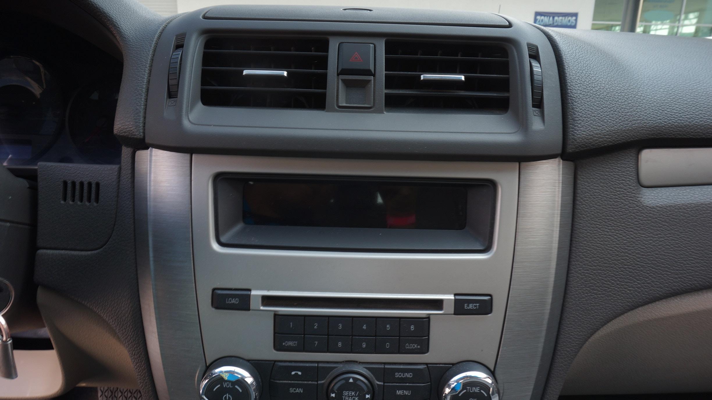 Ford Fusion Llantas 13