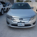 Ford Fusion Lateral derecho 2