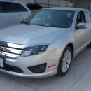 Ford Fusion Lateral derecho 3