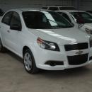 Chevrolet Aveo Arriba 5