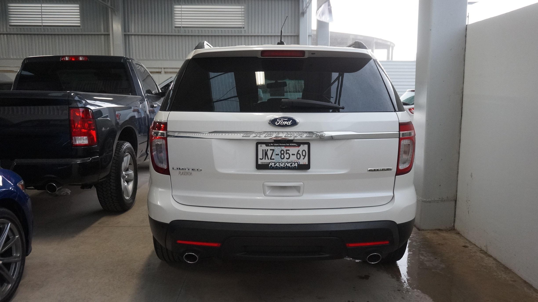 Ford Explorer Llantas 16