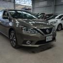 Nissan Sentra Asientos 5