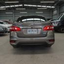 Nissan Sentra Asientos 4