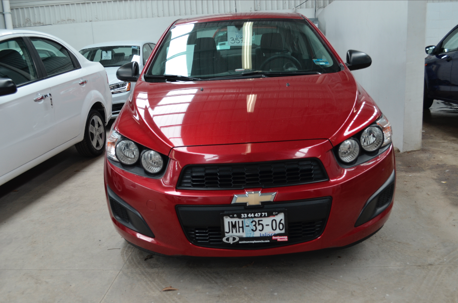 Chevrolet Sonic Asientos 9